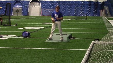 Brandt Pitching 11/9/19