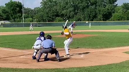 Esposito Pitching