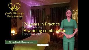 Castle Massage promo