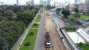 MOVIMIENTO DE TIERRA - AV. PERUANIDAD