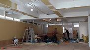 バレエ専用床システム・アテールスタンダード施工