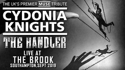Cydonia Knights - The Handler