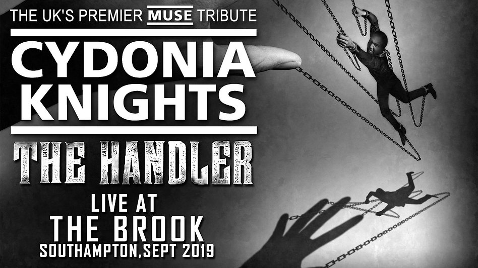 Cydonia Knights - The Handler