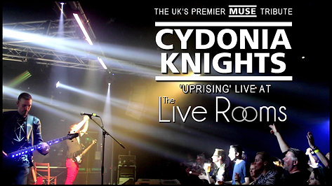 UPRISING From The Live Rooms, Chester