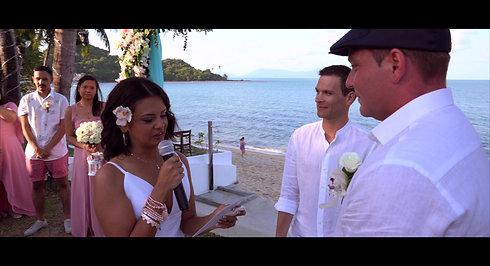Craig & Melissa Wedding (Koh Samui, Thailand)