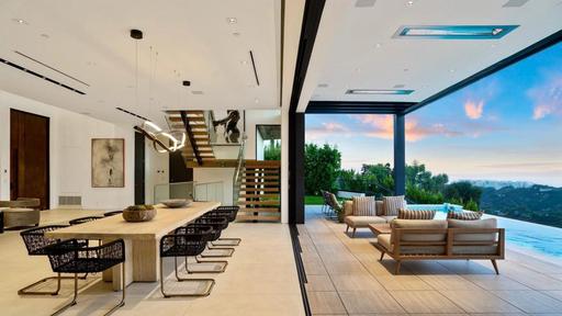 Cinematic | $11.5M Modern Bel-Air Home