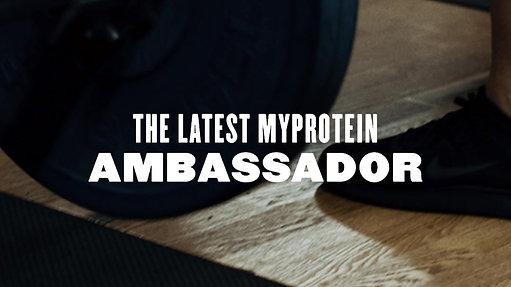 Commerical | MyProtein X Jeff Seid