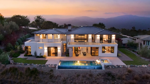 Cinematic | Luxury with Elevated Views in Rancho Santa Fe