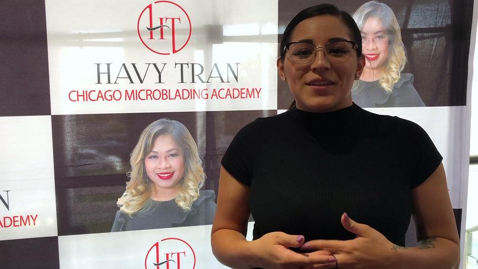 Chicago Microblading Academy - Students Testimonials