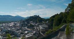 Ein Spaziergang durch Salzburg