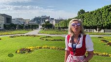 Karin zeigt Ihnen den Mirabellgarten