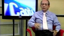 Dr Manuel Dias Reis, um psiquiatra que fará participações especiais no programa Parte 2