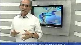 O psiquiatra Dr. Manoel Dias Reis fala sobre Stress - A doença do século - Parte 1