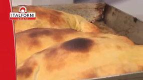 Italforni Serie CLEuro Pizza Oven Demo