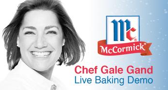 McCormick - Gale Gand Webcast (excerpt)