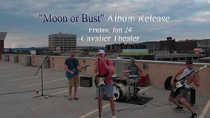 SpaceHeaters Album Release