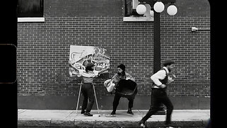 Charlie Chaplin Homage
