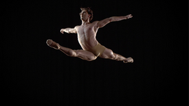 Super dance in super slow-motion - Dutch National Ballet stars