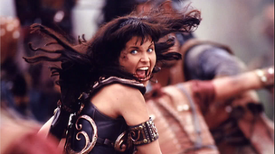 "Xena - ""A Good Day"" Battle"