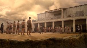 Spartacus - Ep102 Sc1