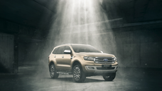 Ford Everest Retouching