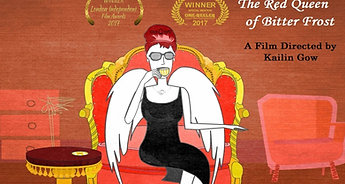 The Red Queen of Bitter Frost Animation Film Short by Kailin Gow