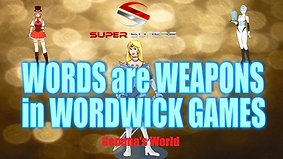 Super Supers - Words are Weapons - Gemma's World