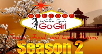 Kailin Gow's Go Girl Season 2 Episode 1 - Taiwan Part 1