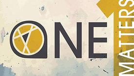 One Word Matters - Febraury 16, 2020