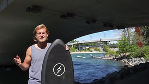 Alberta Surf History & Community Values
