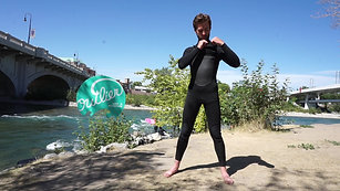How To Take Off Your Wetsuit
