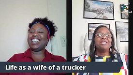 Meet Saundra Covington of Over The Road Wife