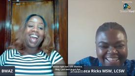Meet Shameca Ricks of Well-Life Counseling
