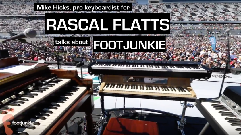 Footjunkie - Mike Hicks