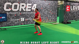 Micro Burst Left Right マイクロー・バースト・レフト・ライト