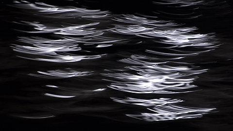 brush strokes - animated