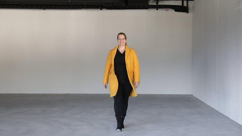 Manuela Orlik - Laufsteg