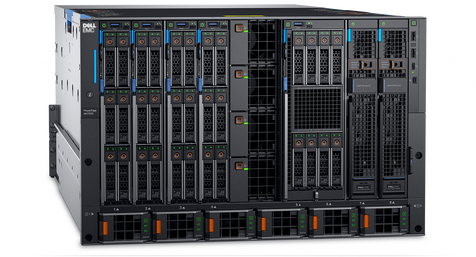 PowerEdge MX. Componibilidad completa.