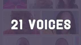 21 Voices Part 2 - 29/04/20'