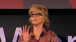 Life's third act - Jane Fonda