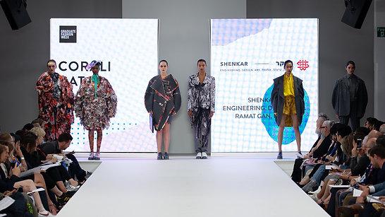 London Graduate Fashion Week 2018
