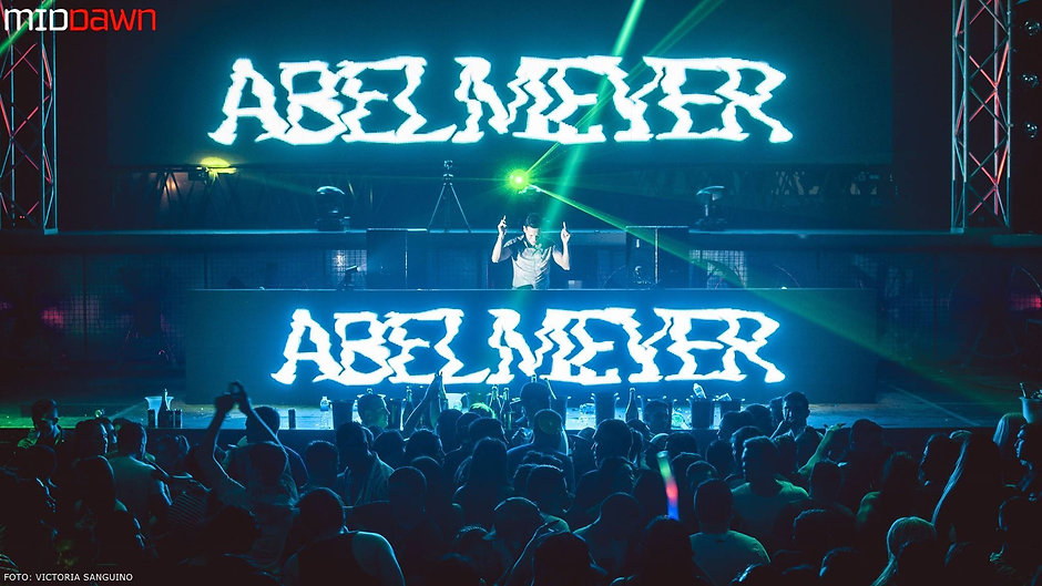 Abel Meyer Live Sets