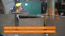 PROTECCION HUB RODILLOS MOLINO VERTICAL