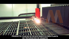 CORTE LASER DE PLACAS DE REVESTIMIENTO