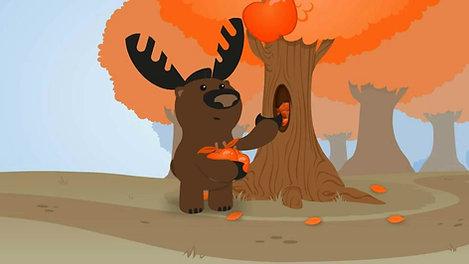 ING Direct - Lil Savers - Ep. 4 - Moose (EN)