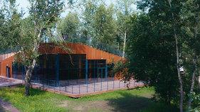 Павильон на Татышева