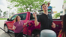 Party at the Pump TV commercial