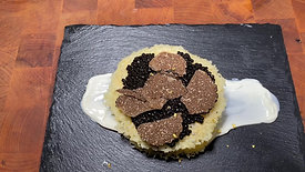 Caviar Millefeuille
