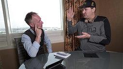 Poker Brat Phil Hellmuth Gets Positive
