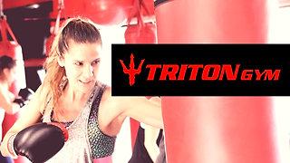 Triton Gym Train Hard